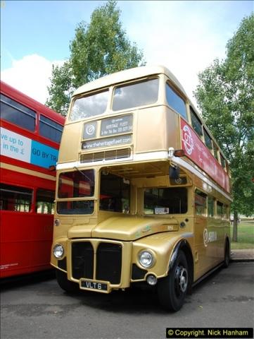 2014-07-13 Routemaster 60 @ Finsbury Park, London.  (249)249
