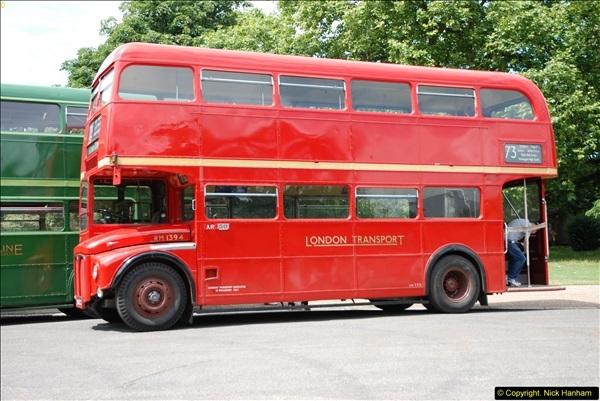 2014-07-13 Routemaster 60 @ Finsbury Park, London.  (25)025