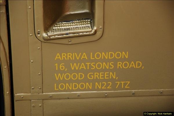 2014-07-13 Routemaster 60 @ Finsbury Park, London.  (251)251
