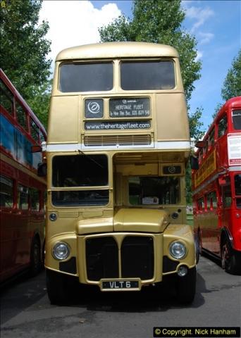 2014-07-13 Routemaster 60 @ Finsbury Park, London.  (253)253