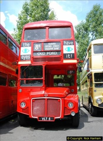 2014-07-13 Routemaster 60 @ Finsbury Park, London.  (254)254