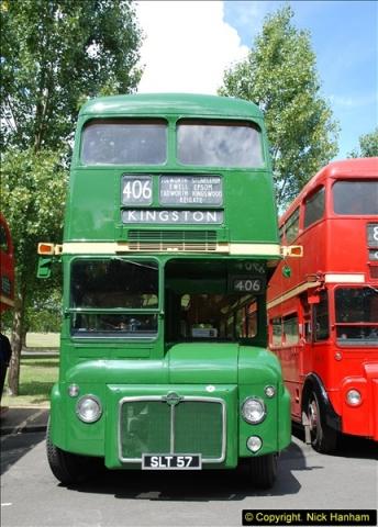 2014-07-13 Routemaster 60 @ Finsbury Park, London.  (259)259