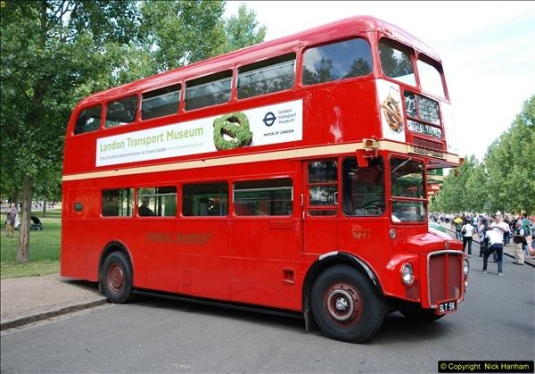 2014-07-13 Routemaster 60 @ Finsbury Park, London.  (260)260