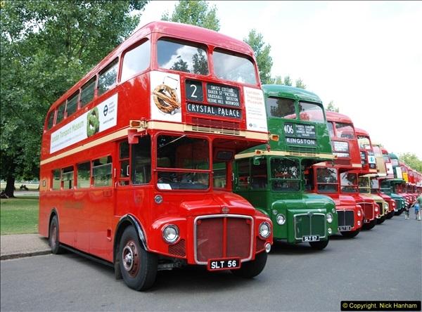 2014-07-13 Routemaster 60 @ Finsbury Park, London.  (261)261