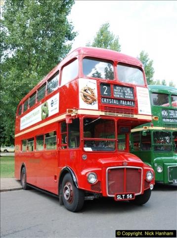 2014-07-13 Routemaster 60 @ Finsbury Park, London.  (262)262