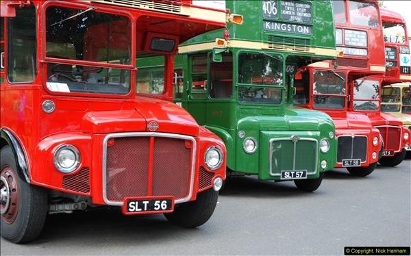 2014-07-13 Routemaster 60 @ Finsbury Park, London.  (263)263