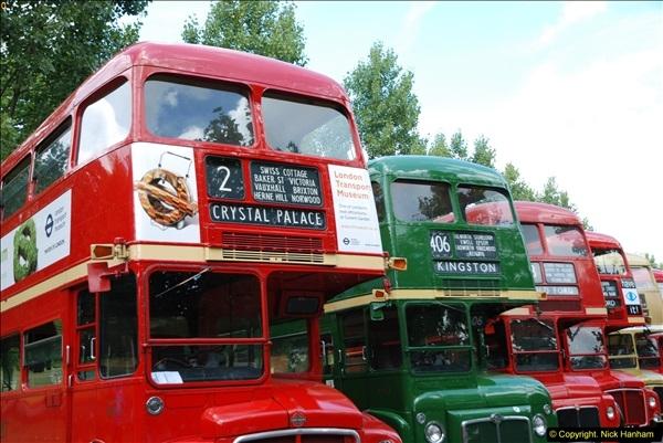2014-07-13 Routemaster 60 @ Finsbury Park, London.  (264)264
