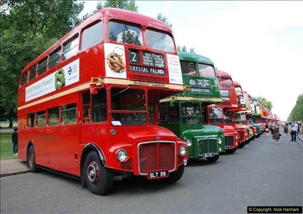 2014-07-13 Routemaster 60 @ Finsbury Park, London.  (265)265