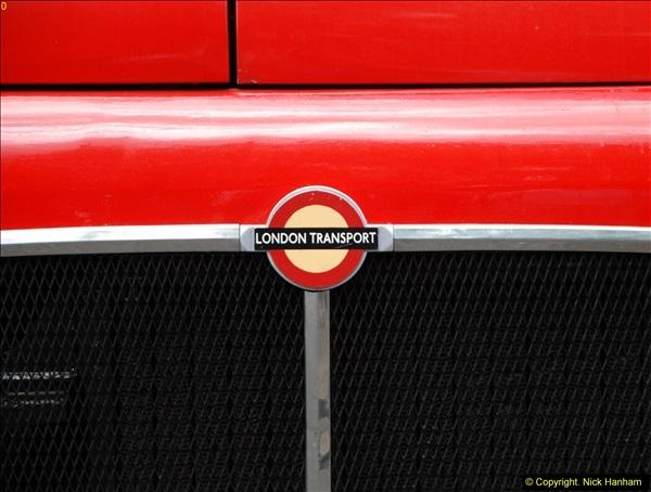 2014-07-13 Routemaster 60 @ Finsbury Park, London.  (272)272