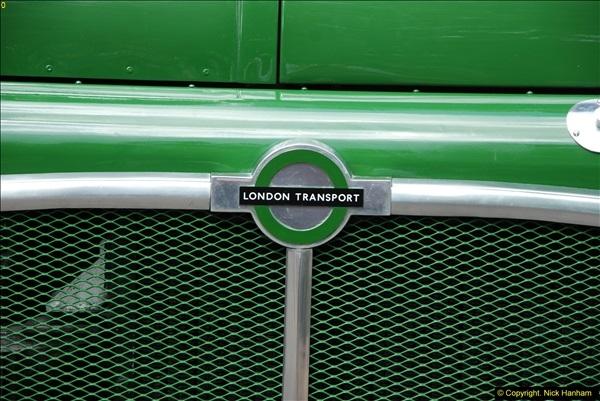 2014-07-13 Routemaster 60 @ Finsbury Park, London.  (273)273
