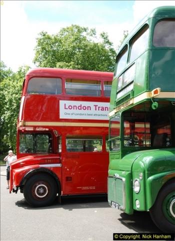 2014-07-13 Routemaster 60 @ Finsbury Park, London.  (274)274