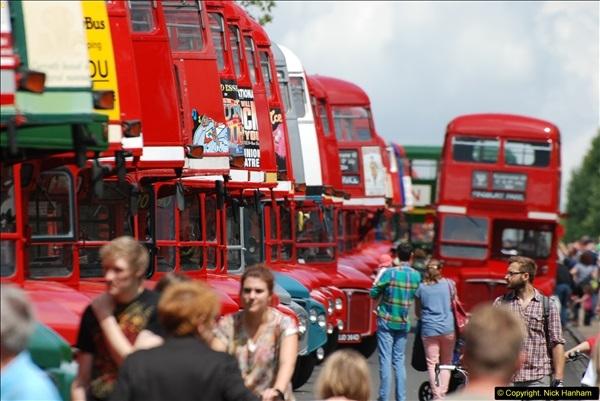 2014-07-13 Routemaster 60 @ Finsbury Park, London.  (275)275