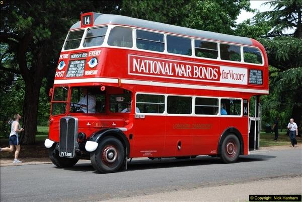 2014-07-13 Routemaster 60 @ Finsbury Park, London.  (28)028