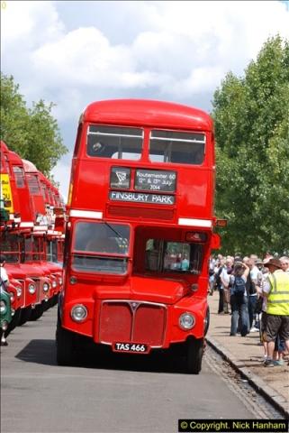 2014-07-13 Routemaster 60 @ Finsbury Park, London.  (280)280