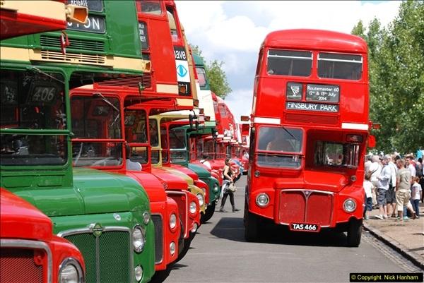 2014-07-13 Routemaster 60 @ Finsbury Park, London.  (281)281