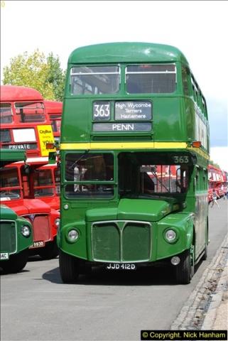 2014-07-13 Routemaster 60 @ Finsbury Park, London.  (285)285
