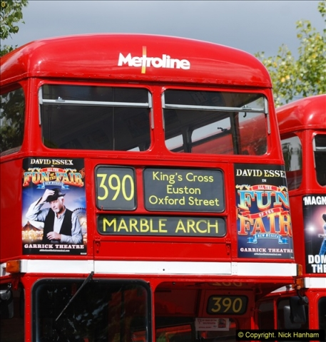 2014-07-13 Routemaster 60 @ Finsbury Park, London.  (289)289