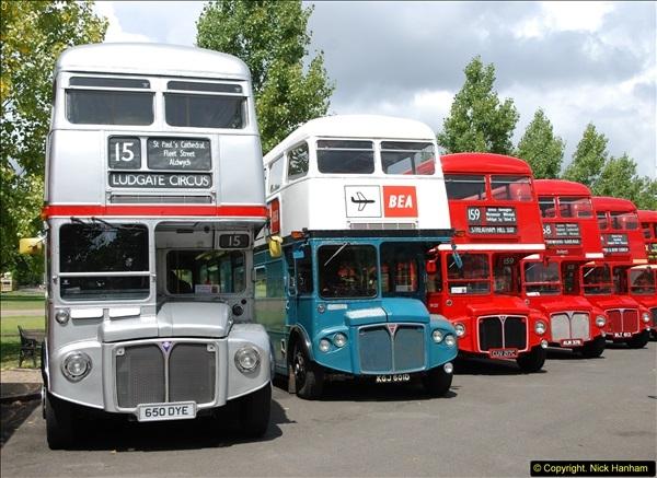 2014-07-13 Routemaster 60 @ Finsbury Park, London.  (291)291
