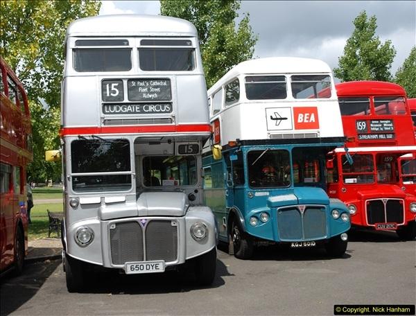 2014-07-13 Routemaster 60 @ Finsbury Park, London.  (292)292