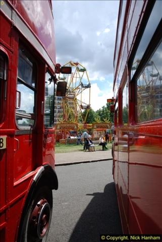 2014-07-13 Routemaster 60 @ Finsbury Park, London.  (294)294