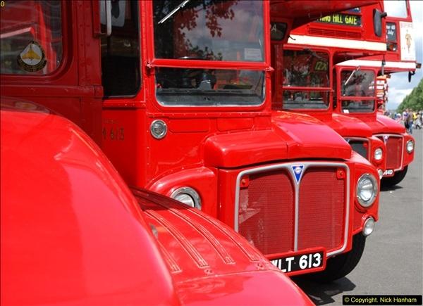 2014-07-13 Routemaster 60 @ Finsbury Park, London.  (295)295