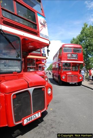 2014-07-13 Routemaster 60 @ Finsbury Park, London.  (297)297