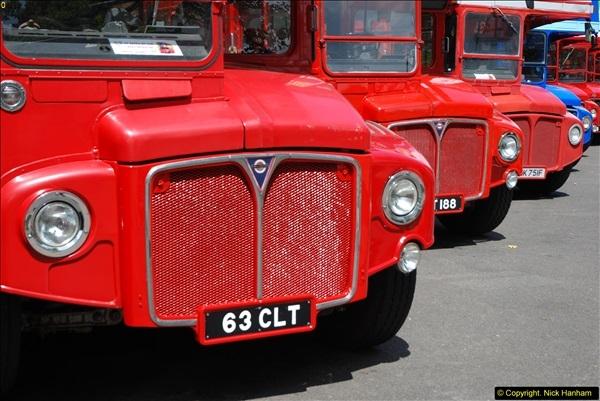 2014-07-13 Routemaster 60 @ Finsbury Park, London.  (298)298