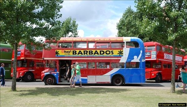 2014-07-13 Routemaster 60 @ Finsbury Park, London.  (302)302