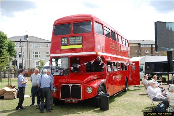 2014-07-13 Routemaster 60 @ Finsbury Park, London.  (303)303