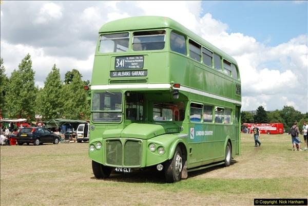 2014-07-13 Routemaster 60 @ Finsbury Park, London.  (304)304