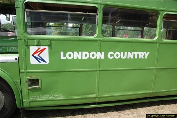 2014-07-13 Routemaster 60 @ Finsbury Park, London.  (307)307