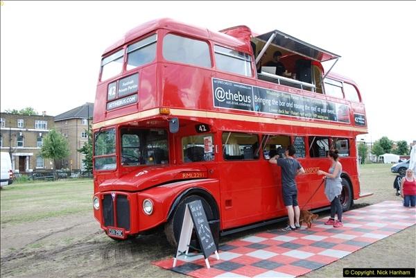 2014-07-13 Routemaster 60 @ Finsbury Park, London.  (308)308