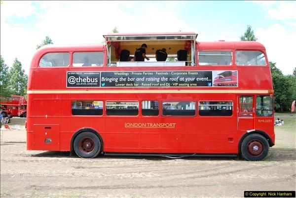 2014-07-13 Routemaster 60 @ Finsbury Park, London.  (309)309