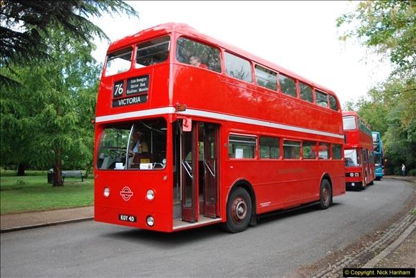 2014-07-13 Routemaster 60 @ Finsbury Park, London.  (31)031