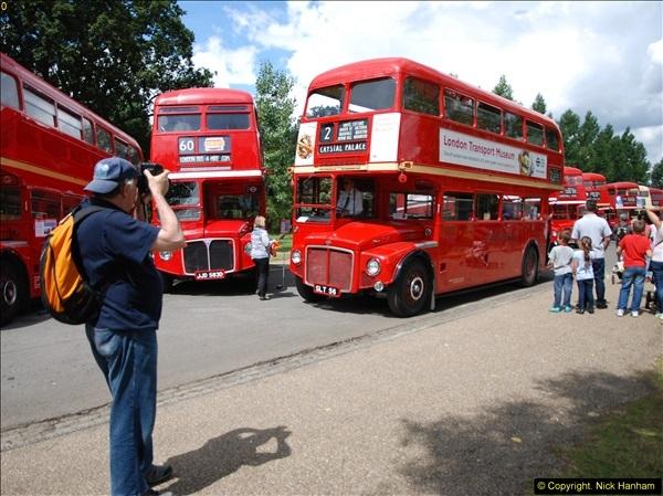 2014-07-13 Routemaster 60 @ Finsbury Park, London.  (312)312