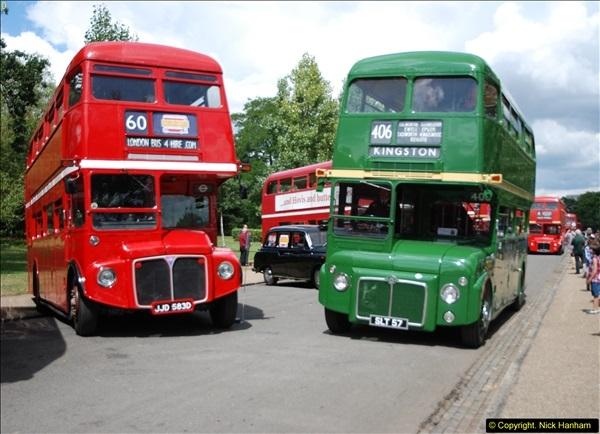 2014-07-13 Routemaster 60 @ Finsbury Park, London.  (314)314