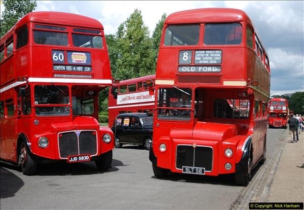 2014-07-13 Routemaster 60 @ Finsbury Park, London.  (315)315