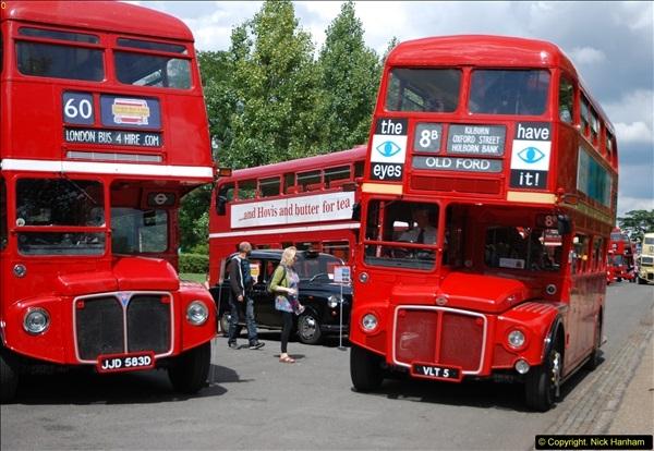 2014-07-13 Routemaster 60 @ Finsbury Park, London.  (316)316