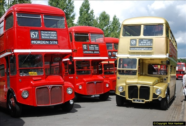 2014-07-13 Routemaster 60 @ Finsbury Park, London.  (317)317