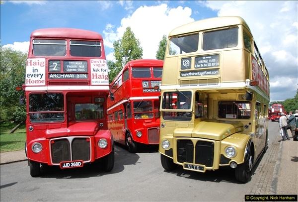 2014-07-13 Routemaster 60 @ Finsbury Park, London.  (318)318