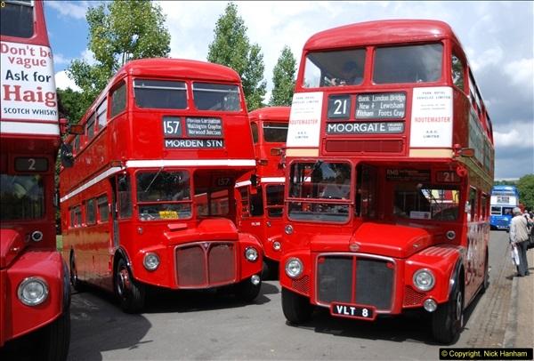 2014-07-13 Routemaster 60 @ Finsbury Park, London.  (319)319