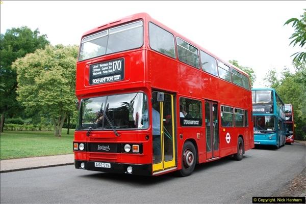 2014-07-13 Routemaster 60 @ Finsbury Park, London.  (32)032
