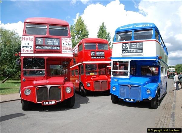 2014-07-13 Routemaster 60 @ Finsbury Park, London.  (320)320