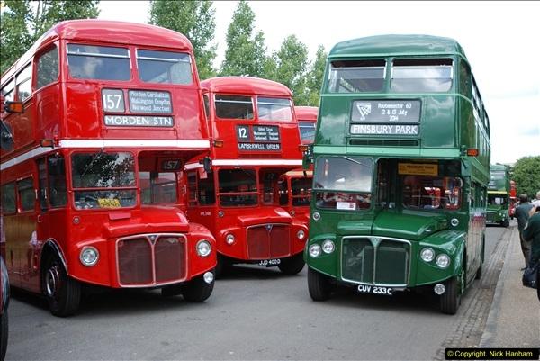 2014-07-13 Routemaster 60 @ Finsbury Park, London.  (323)323