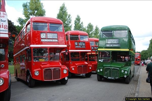 2014-07-13 Routemaster 60 @ Finsbury Park, London.  (324)324