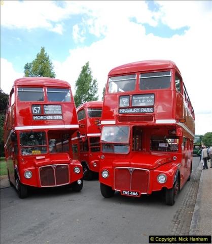 2014-07-13 Routemaster 60 @ Finsbury Park, London.  (325)325