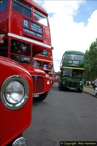 2014-07-13 Routemaster 60 @ Finsbury Park, London.  (326)326