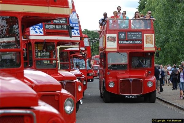 2014-07-13 Routemaster 60 @ Finsbury Park, London.  (329)329
