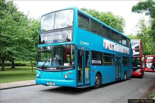 2014-07-13 Routemaster 60 @ Finsbury Park, London.  (33)033