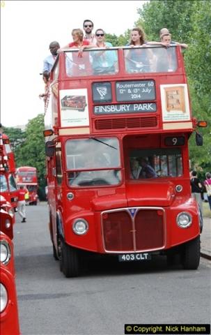 2014-07-13 Routemaster 60 @ Finsbury Park, London.  (330)330